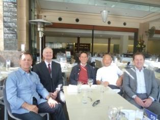 Goju Master visits Sydney