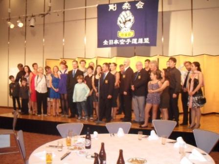 JKF Gojukai Australia Group 2012