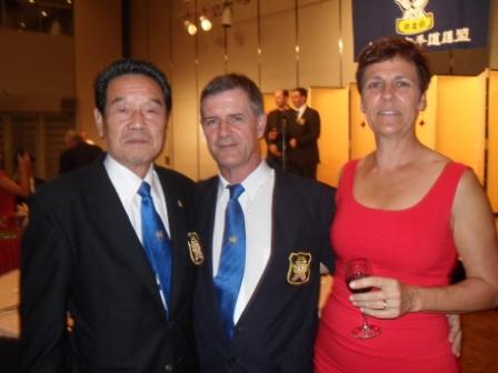 JKF Gojukai Party Chiba, Tokyo Japan 2012