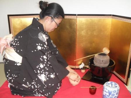 Japanese Tea Party Asakusa, Tokyo Japan
