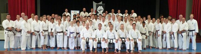 Seiwakai Australia Group Brisbane 3 April 2016