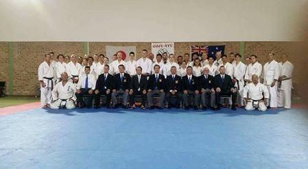 JKF Gojukai Australia Master Seminar and Grading 2017