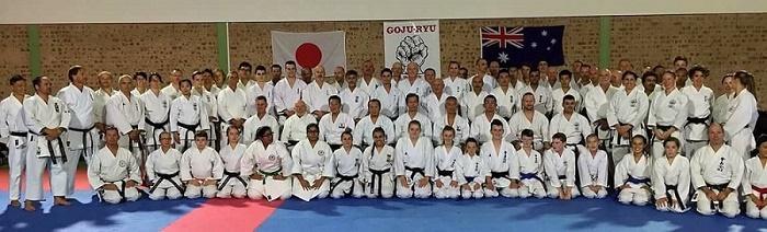 JKF Gojukai Seminar 2016